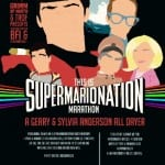 Grimm Up North and Trof Present THIS IS SUPERMARIONATION Marathon at Gorilla in Manchester on 11th January 2015
