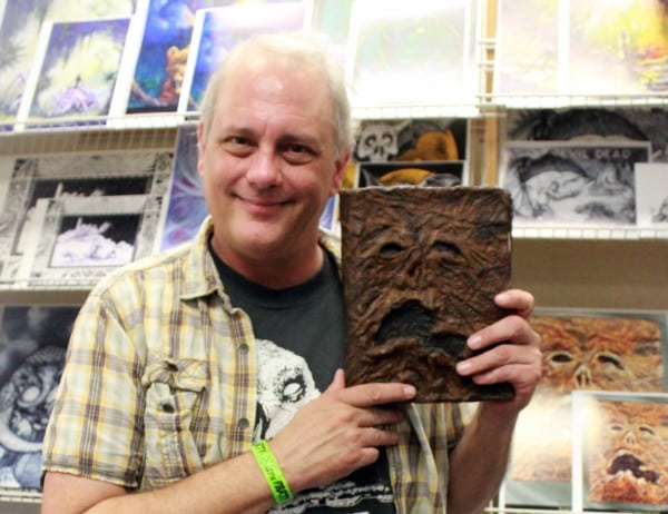 HCF EXCLUSIVE INTERVIEW WITH ORIGINAL 'EVIL DEAD' SPECIAL EFFECTS MAESTRO TOM SULLIVAN
