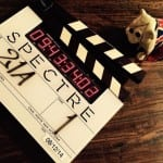 FIRST PICTURE FROM THE SET OF 'SPECTRE', AND SAM MENDES ALREADY KNOWS WHO'S SINGING THE THEME SONG [BUT WON'T TELL US]