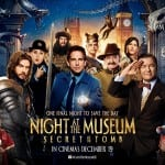 NIGHT AT THE MUSUEM: SECRET OF THE TOMB [2014]: in cinemas now  [short review]