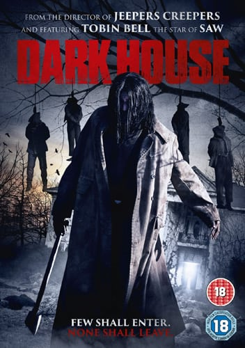 Victor Salva's DARK HOUSE To Release on DVD in UK on 5th January 2015