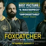 Quad Poster Featuring Award Nominations Revealed For Wrestling Drama FOXCATCHER