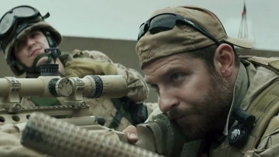 Bradley Cooper is ready to come home in emotional & intense new 'American Sniper' trailer