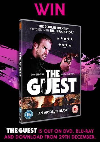 Win The Guest on DVD