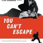 Network Distributing To Release YOU CAN'T ESCAPE on DVD on 12th January 2015