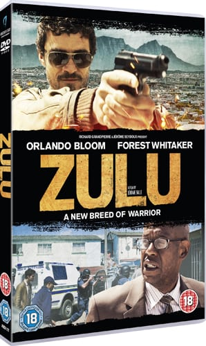 Orlando Bloom and Forest Whitaker Action-Thriller ZULU To Release on DVD and Blu-Ray in UK on 19th January 2015