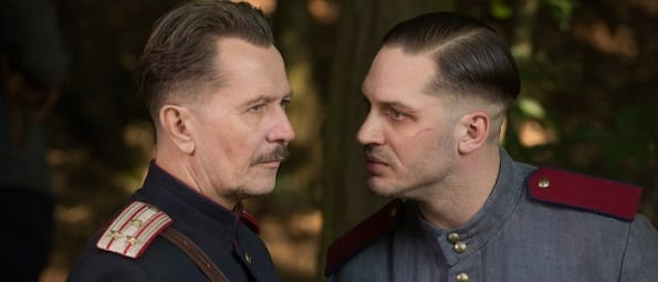 First trailer for Russian set serial killer thriller 'Child 44', starring Gary Oldman and Tom Hardy