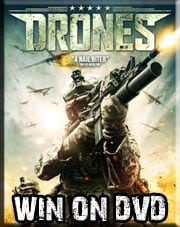 Win Drones on DVD