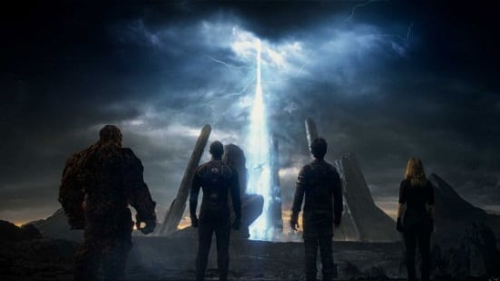 The stunning 'Fantastic Four' trailer now has a commentary, plus Easter Egg revealed