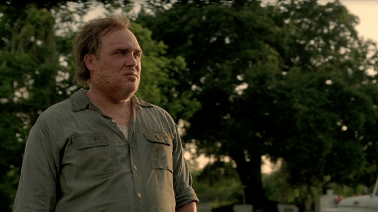glenn fleshler true detective interview