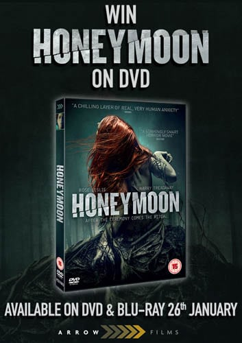 Win Honeymoon on DVD