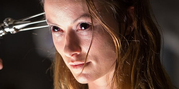 Here's the creepy first poster for 'the lazarus effect'