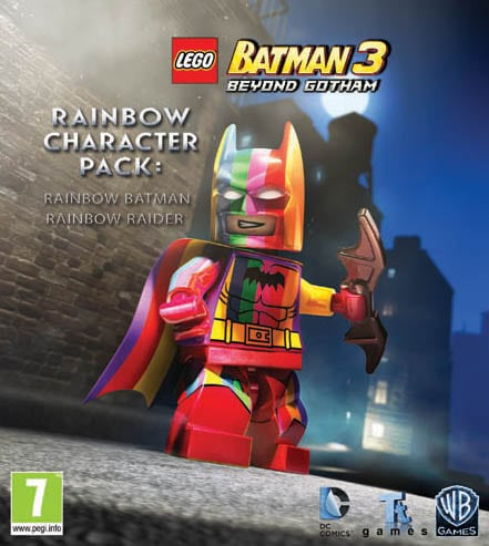 Arrow pack for lego batman 3 beyond gotham launches today with