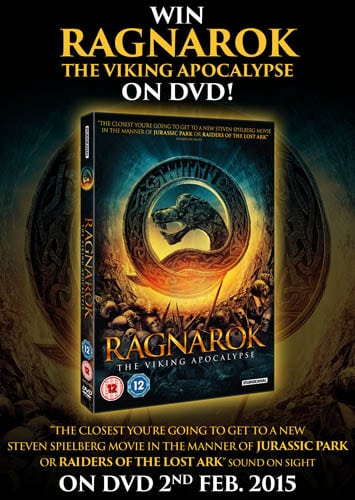 Win Ragnarok on DVD