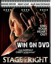 Win Stage Fright on DVD