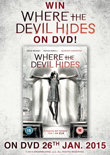 Win Where The Devil Hides on DVD