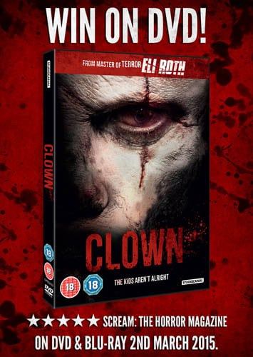 Win Clown on DVD