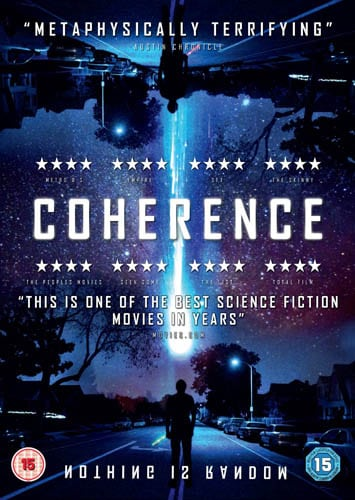 Win 1 of 3 Copies of COHERENCE on DVD In Our Competition ...