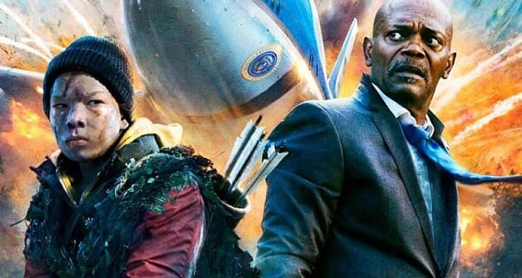 Let the games begin! It all kicks off in new 'Big Game' trailer, featuring Samuel L. Jackson as the President