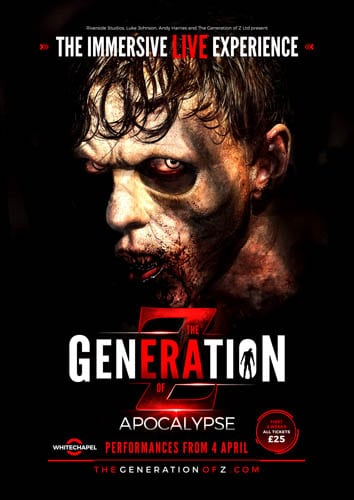 Win Genration of Z: Apocalypse prizes