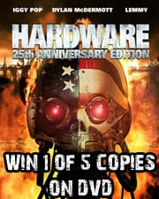 Win Hardware on DVD