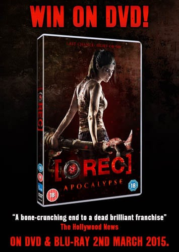 Win Rec Apocalypse on DVD