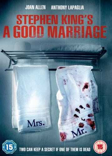 UK Trailer and DVD Release Date Revealed For Stephen King Adaptation A GOOD MARRIAGE