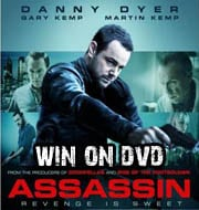 Win Assassin on DVD