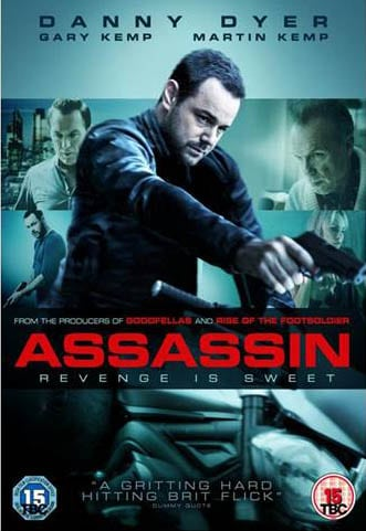 Win Danny Dyer Thriller ASSASSIN on DVD In Our Competition