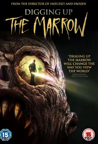 Win Digging Up The Marrow on DVD