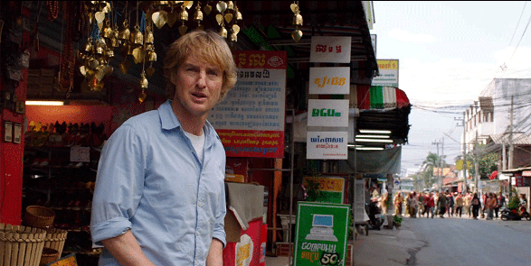 See I don't like Owen Wilson, but the trailer for 'No Escape' looks superb!