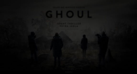 Ukraine found footage horror 'Ghoul' serves up a tasty, cannibalistic trailer not for the faint of heart