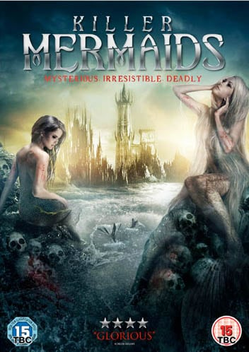 Win Killer Mermaids on DVD