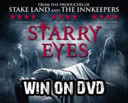 Win Starry Eyes on DVD