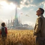 You wanted to see 'Tomorrowland'? Well here it comes in a breathtaking new trailer