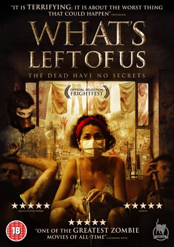 Argentinian Flick WHAT'S LEFT OF US (El Desierto) To Hit DVD and On Demand in UK on 11th May 2015