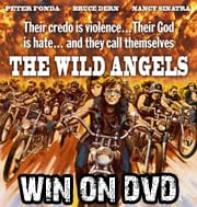 Win The Wild Angels on DVD