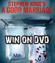 Win A Good Marriage on DVD