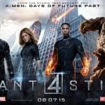 These 'Fantastic Four' posters see the heroes ignore chaos and destruction