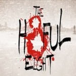 'The Hateful Eight' teaser trailer is written in blood