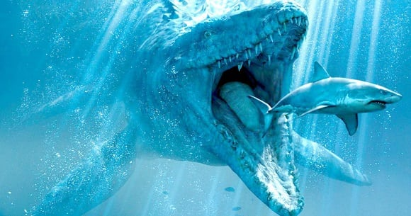 There's something huge in latest 'Jurassic World' poster, new trailer comes stomping on Monday