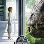 Claire and the D-Rex Come Face to Face In New One-Sheet For JURASSIC WORLD