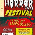 Emmerdale's Dominic Brunt and Mark Charnock To Host LEEDS HORROR FILM FESTIVAL on 26th April 2015 For Animal Charity
