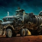 Check out the crazy ass vehicles from 'Mad Max: Fury Road'