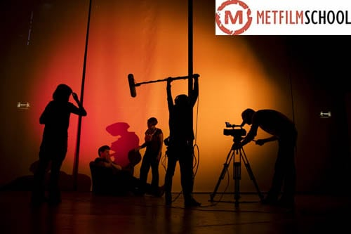 Win a Place on the Met Film School's Two Day Intensive Film-Making Course to Celebrate the Release of iPhone Horror HOOKED UP