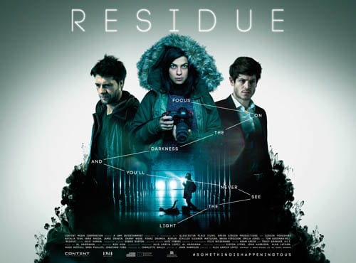 Trailed Unleashed For Sci-Fi Thriller RESIDUE