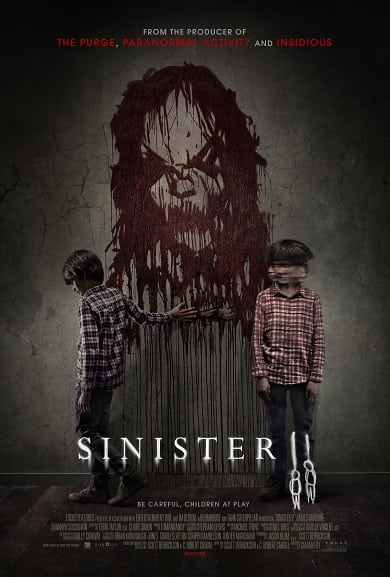 Win Sinister 2 prizes