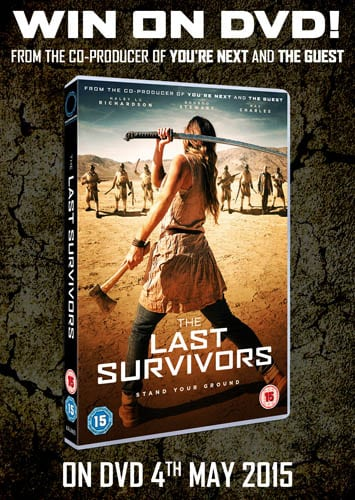 Win The Last Survivors on DVD