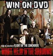 Win What We Do In The Shadows on DVD