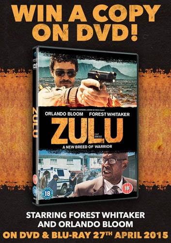 Win Zulu on DVD